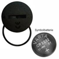 Batterieset für SUUNTO Herzfrequenz