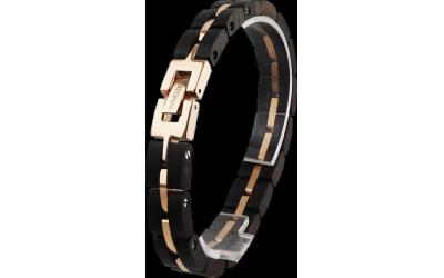 WAIDZEIT EL_A02 Armband Ebenholz Roségold