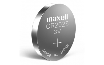 Batterie Maxell 2025 Lithium