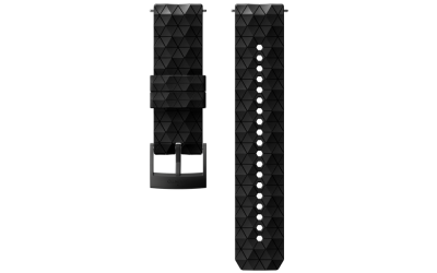 SUUNTO 9 Silikonband schwarz SS050158000