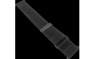 SUUNTO 9 Textiluhrband Schwarz dehnbar SS050466000
