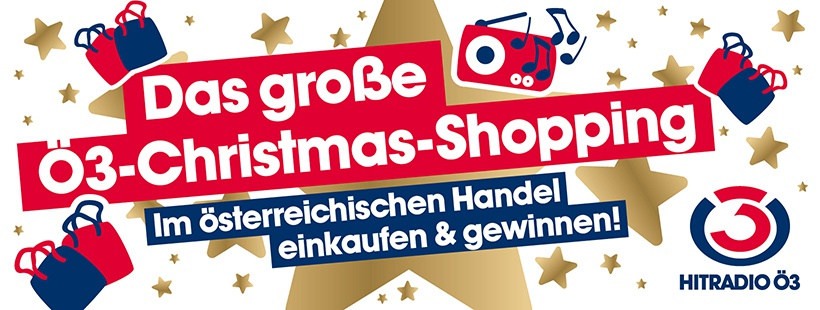 Ö3 Christmas Shopping 2019