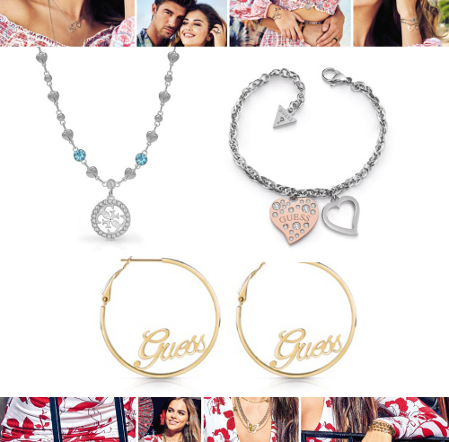 GUESS Jewels for summer